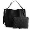 H-ERICA BAGS IN BLACK