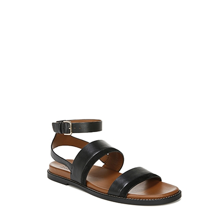KELSIE SANDALS IN BLACK