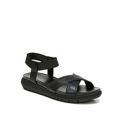LILY__ SANDALS IN BLACK