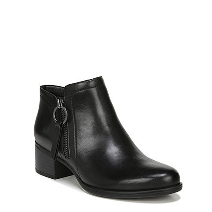 DENALI ANKLE BOOTS IN BLACK