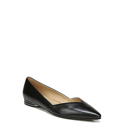 HAVANA_ FLATS IN BLACK