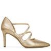 ARIELLE_ DRESS IN LIGHT GOLD