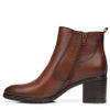 LAURA__ ANKLE BOOTS IN TERRACOTTA