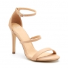MARGOT HEELS IN BUFF