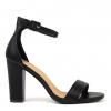 LORA  SANDALS IN BLACK