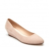BERLINDA  WEDGES IN NUDE