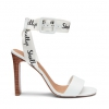 MISTY SH  SANDALS IN WHITE