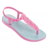 FLOWER KIDS GRENDENE IN BLUE/PINK