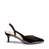 IRO PUMPS IN BLACK PATENT