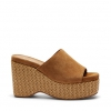 MACY SH  WEDGES IN TAN