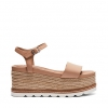 MADDOCK SH  WEDGES IN NUDE