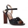 MIMI SH  SANDALS IN BLACK