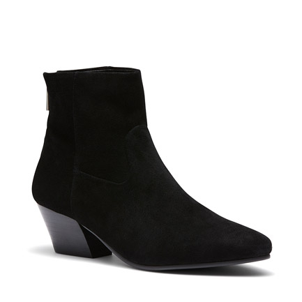 NERO  BOOTS IN BLACK
