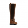 TARRYN  BOOTS IN CHESTNUT