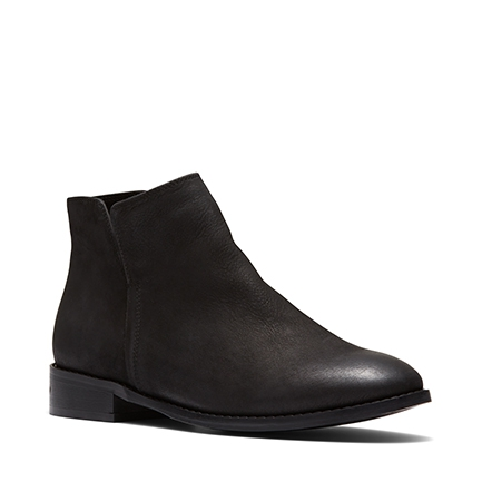TIMOTHY  BOOTS IN BLACK