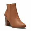 HENRI  BOOTS IN CAMEL