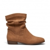 DAYDREAMING  BOOTS IN CAMEL