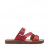 SAGA FLATS IN RED
