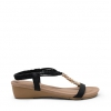 WHISH WEDGES IN BLACK