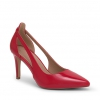 IHOPE PUMPS IN RED PATENT