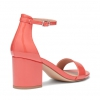 USHAA  SANDALS IN CORAL