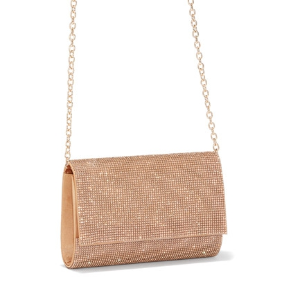 AVAH CLUTCHES IN GOLD