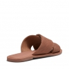 SHADE  THONGS IN ALMOND