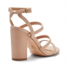 MADTOWN  SANDALS IN NUDE