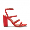MADTOWN  SANDALS IN CORAL