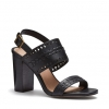 LABOM  SANDALS IN BLACK