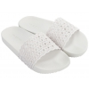 ZAXY SNAP GRENDENE IN WHITE