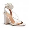MARIIKI HEELS IN WHITE