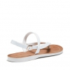 SABINAL FLATS IN WHITE