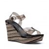 ZEPA WEDGES IN BLACK