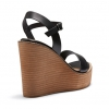 WHIPPA WEDGES IN BLACK