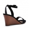 WANT WEDGES IN BLACK