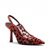ZELIKA PUMPS IN ORANGE