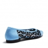 ZAZU FLATS IN BLUE