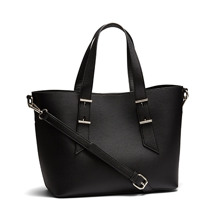 ARSENAL BAGS IN BLACK