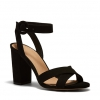 NEVANA HEELS IN BLACK