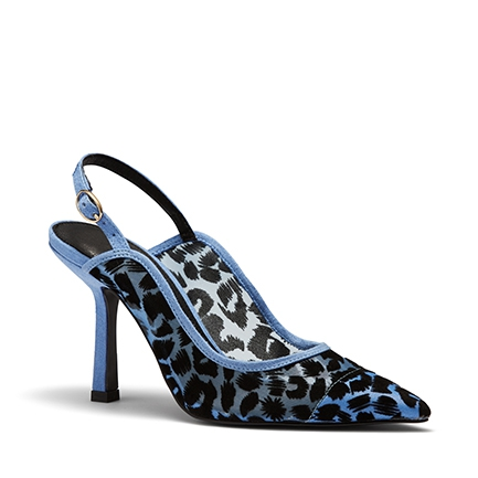 ZELIKA PUMPS IN BLUE