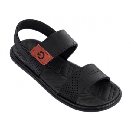 MALTA SANDAL GRENDENE IN BLACK