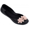 ZAXY FLOWERS GRENDENE IN BLACK