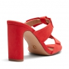 MAPLE HEELS IN CORAL