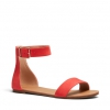 RYKER  SANDALS IN CORAL