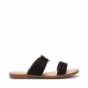 STEPHIE FLATS IN BLACK