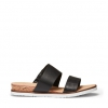 SOMI FLATS IN BLACK