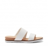 SOMI FLATS IN WHITE