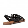 KISHRA FLATS IN BLACK