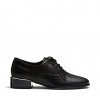 EAGER FLATS IN BLACK